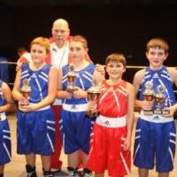 ASV-Boxer feiern Erfolg