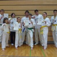 ASV-Taekwondoin erfolgreich auf Meisterschaft