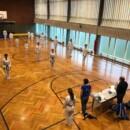 Taekwondo: Gürtelprüfung ein voller Erfolg.