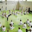 ASV Taekwondo Abteilung trainiert mit Weltmeistern